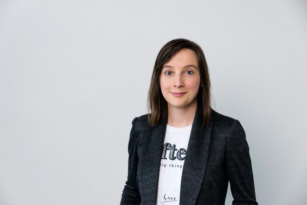 Autorin Dr. Ann-Kristin Iwersen