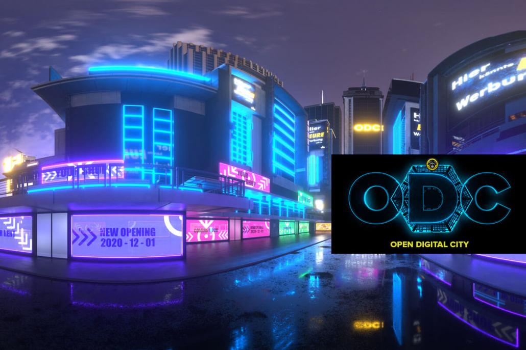 Einblick in die Open Digital City von SUMAGO